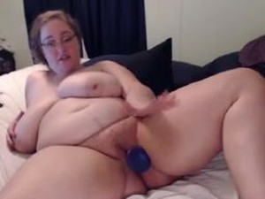 Big saggy tits swinging
