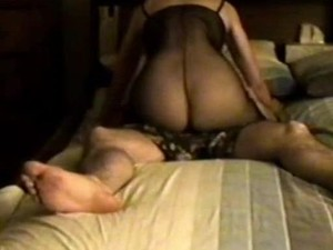 White wife with black man sex
