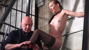 slaves homecoming: there is no mercy for new girls
