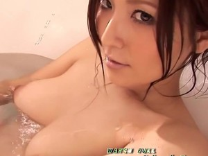Airi minami amazes with her big boobs and 9