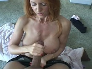 Massive black cock slut load
