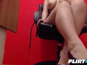 High Heels Inserted Cock Porn