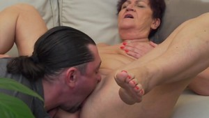 Japanese mother in law fuck son