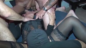 watching his wife fuck his friend