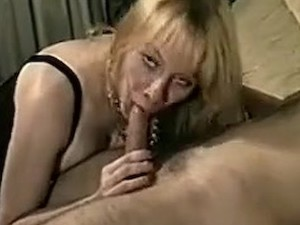 Mature french creampie