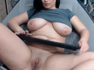 Black widow jail masturbation