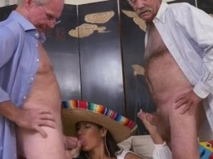 Upstairs whore rides hard latino dick 10