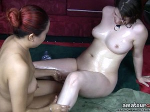 Bdsm milf brit instructed to ride by maledom 2