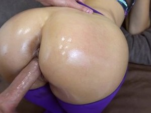 Black lesbian sex with toys